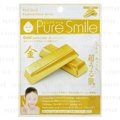Sun Smile - Pure Smile Essence Mask (Gold)