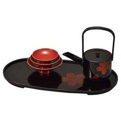 Miyamoto Sangyo - Tea Pot Set Sukie Sakura