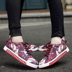 MARTUCCI - Printed Sneakers