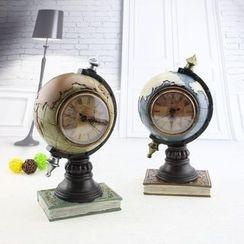 LITUP - Globe Money Bank Desk Clock