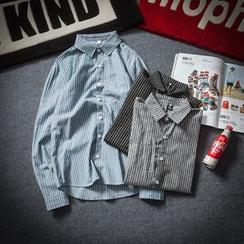 子俊 - 条纹衬衫