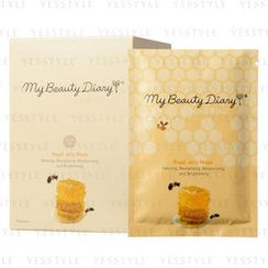 My Beauty Diary - Royal Jelly Mask (English Version)