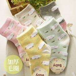 Cuckoo - Kids Print Socks