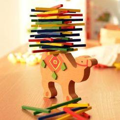 Hello Mammy - Kids Wooden Toy Block