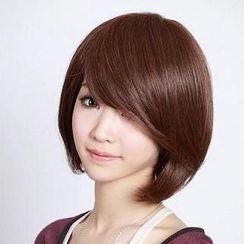 Aura Wigs - 中長直假髮