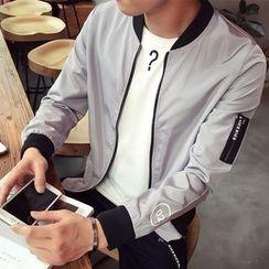 Edway - Printed Zip Jacket
