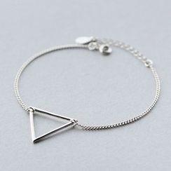 A'ROCH - 三角金属手链