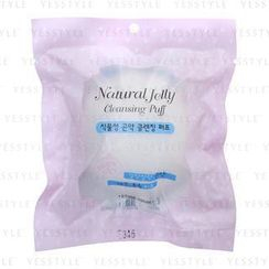 Etude House - Natural Jelly Cleansing Puff