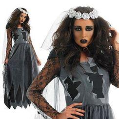 Cosgirl - 吸血鬼派對服飾