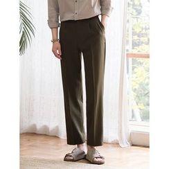 STYLEMAN - Wide-Leg Pants