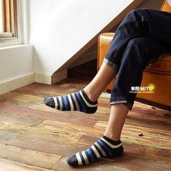 MITU - 4 Pairs: No-Show Socks