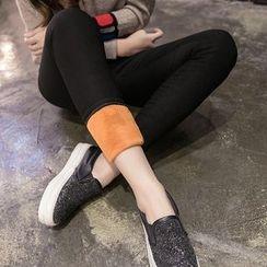 Yumerakka - Fleece Lined Leggings