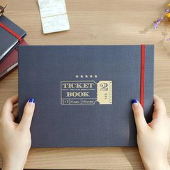 BABOSARANG - 'TICKET BOOK' Ver.2 (Medium)