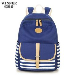 VIVA - Striped Backpack