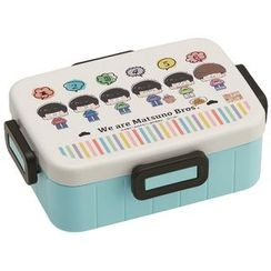 Skater - Osomatsusan 4 Lock Lunch Box