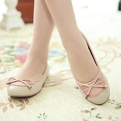 CITTA - Bow-Accent Flats