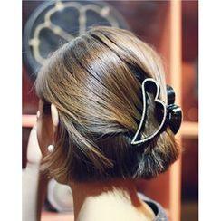 Miss21 Korea - Rhinestone Hair Clamp
