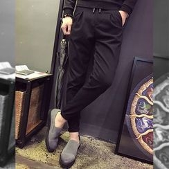 YONDER - Drawstring-Waist Slim-Fit Pants