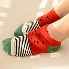 Show Home - Print Socks