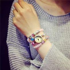 Crystalfa - Bracelet Watch