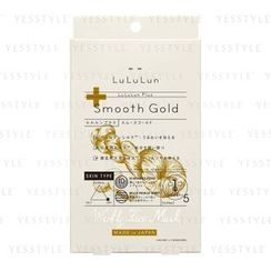 LuLuLun - Smooth Gold Weekly Face Mask