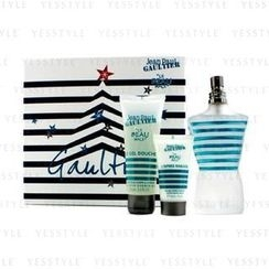 Jean Paul Gaultier - Le Beau Male Coffret: Eau De Toilette Spray 125ml/4.2oz + All Over Shower Gel 75ml/2.5oz + After Shave Balm 30ml/1oz