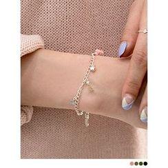 PINKROCKET - Tassel-Detail Bracelet