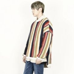 Rememberclick - Multi-Color Sweater
