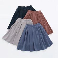 Meimei - 打褶裥裙