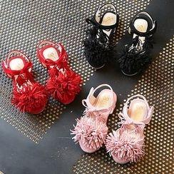 Cool Kid - Kids Flower Sandals