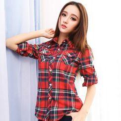 Eferu - Plaid Shirt