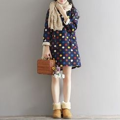 Fancy Show - Dotted Quilted Tunic