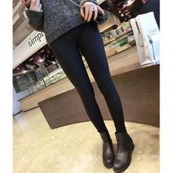 气质淑女 - 窄身长裤