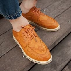 Furin - Lace-Up Oxfords