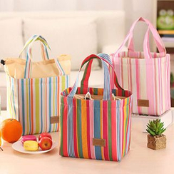 Evorest Bags - Pinstriped Lunch Bag
