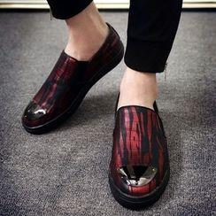 Muyu - 迷彩轻便鞋
