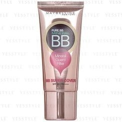 Maybelline New York - Pure Mineral BB Super Cover SPF 50 PA++++ (#01 Natural Beige)