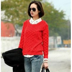 SO Central - Textured Sweater
