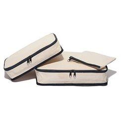 Shibu - 帆布衣物收納包