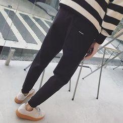 Streetstar - Woolen Harem Pants