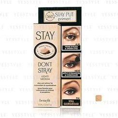 Benefit - Stay Don't Stray Stay-Put Primer For Concealers and Eyeshadows (#Medium / Deep)