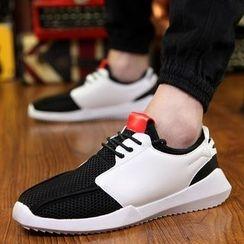 Easy Steps - Color-Block Sneakers