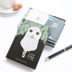 Show Home - Printed Medium Notebook