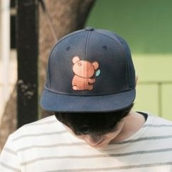 ABOKI - Embroidered Baseball Cap