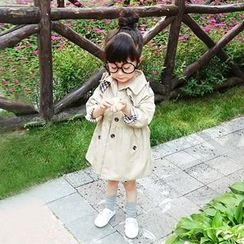 CUBS - Kids Trench Coat
