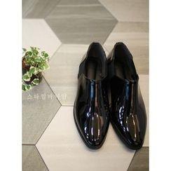 STYLEBYYAM - Patent Loafers