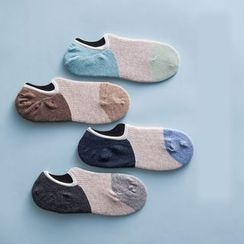 LA SHOP - Color Block Socks