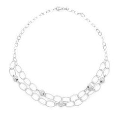 Bellini - Snow Ball Necklace