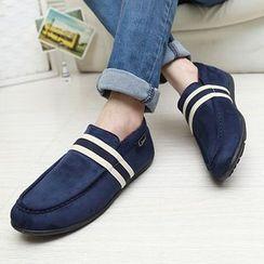 Easy Steps - 人造皮乐福鞋