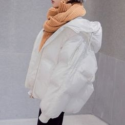 Sheeno - Hooded Down Coat